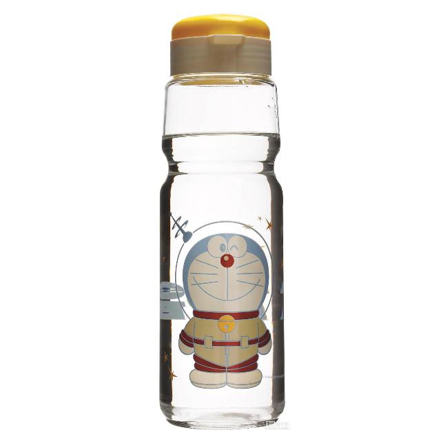 【哆啦A夢 小叮噹】台茂購物中心生日慶 滿額贈品 玻璃 冷水壺 全新
