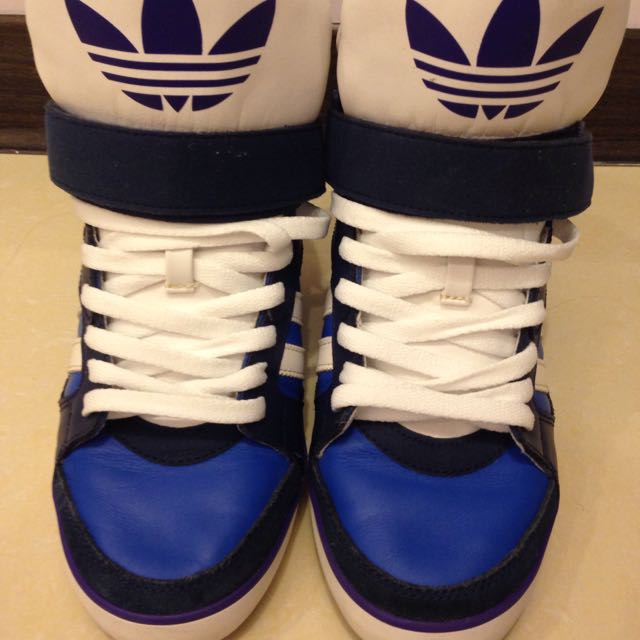 Adidas增高鞋