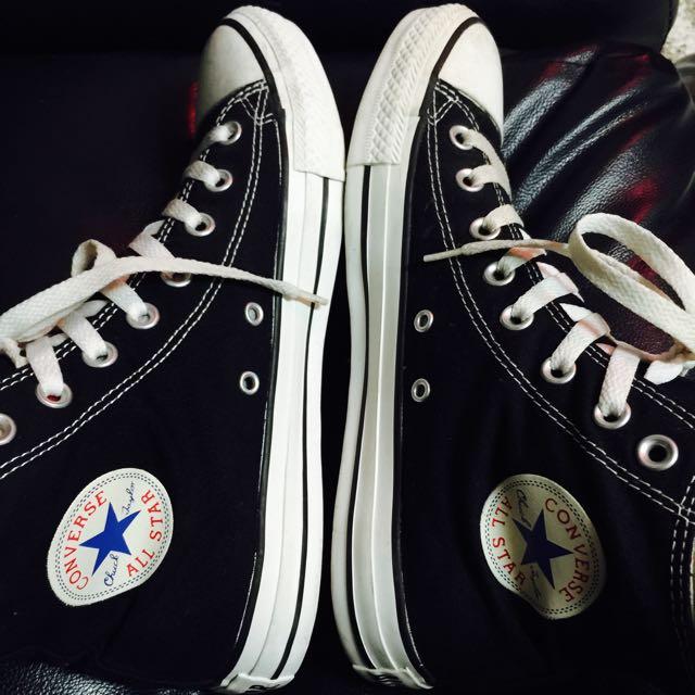 Converse高筒鞋