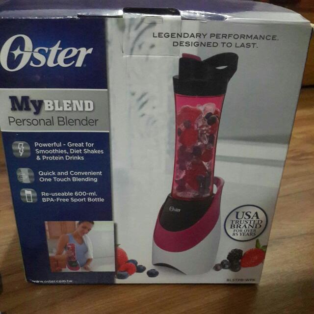 美國Oster 隨行杯 果汁機