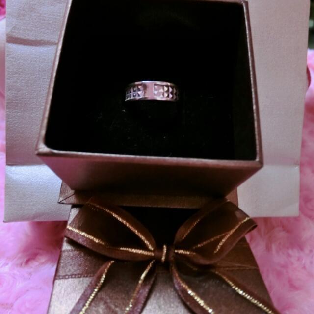 ROYAL DAMON羅亞戴蒙  造型鋼戒指
