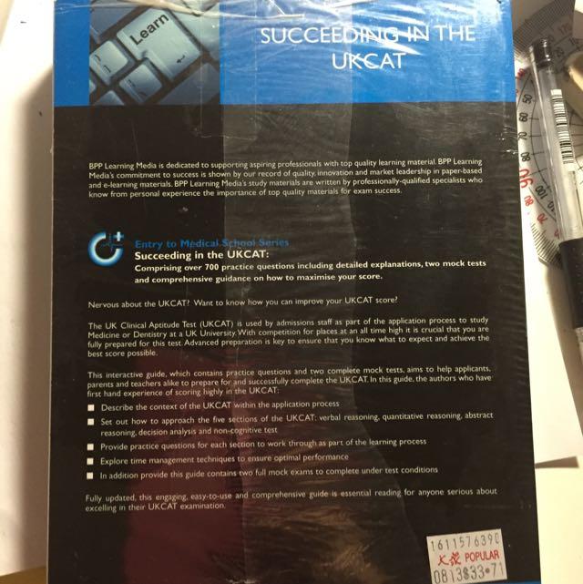 UKCAT Practise Book