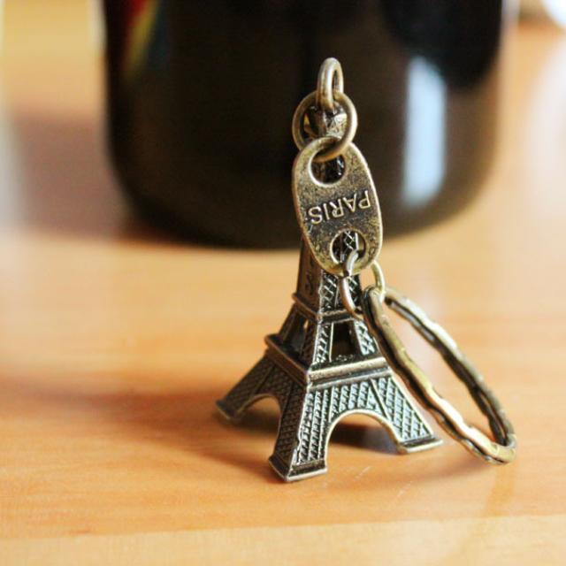 zakka巴黎埃菲爾鐵塔擺件 咖啡廳/婚慶裝飾 拍攝道具