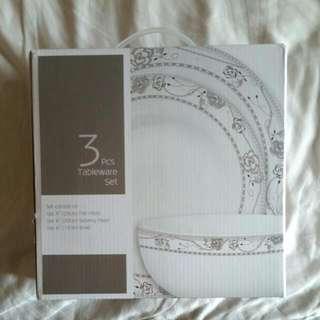 3 Piece BN Table Wear Set