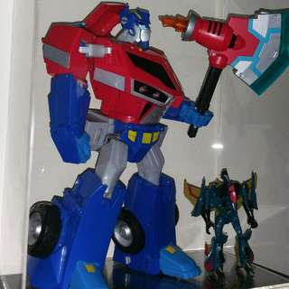 Transformers Animations