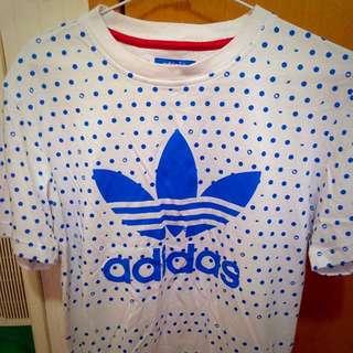 Adidas潮T