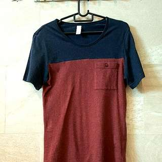 The Basics™ l Wide Neck T-Shirt