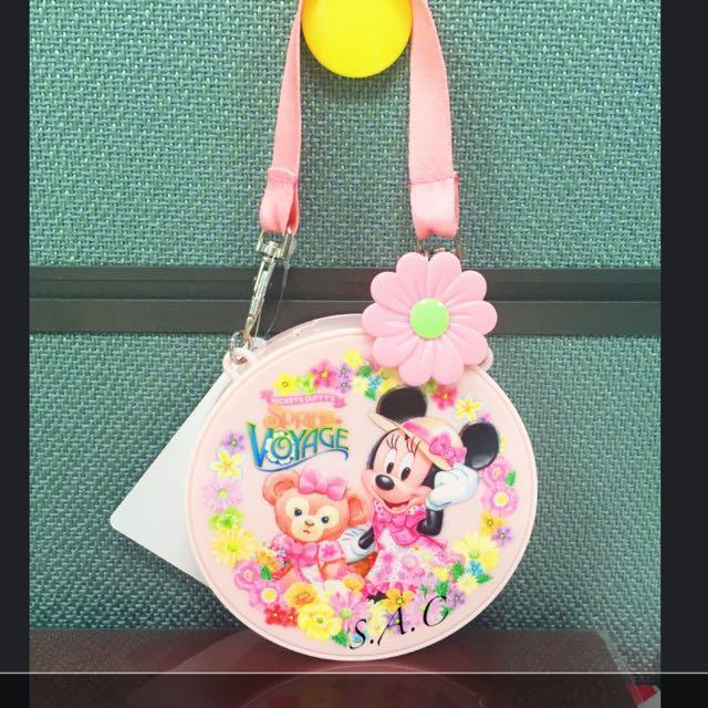 東京海洋迪士尼2014春季巡航限定 糖果盒 米妮 雪莉梅