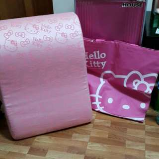 Hello Kitty多功能小腿枕,靠枕