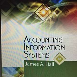 ACC1006 Accounting Information Systems 8th Edition