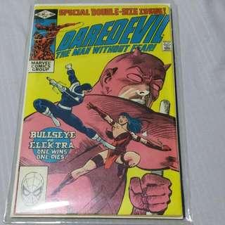 Daredevil #181 Comics