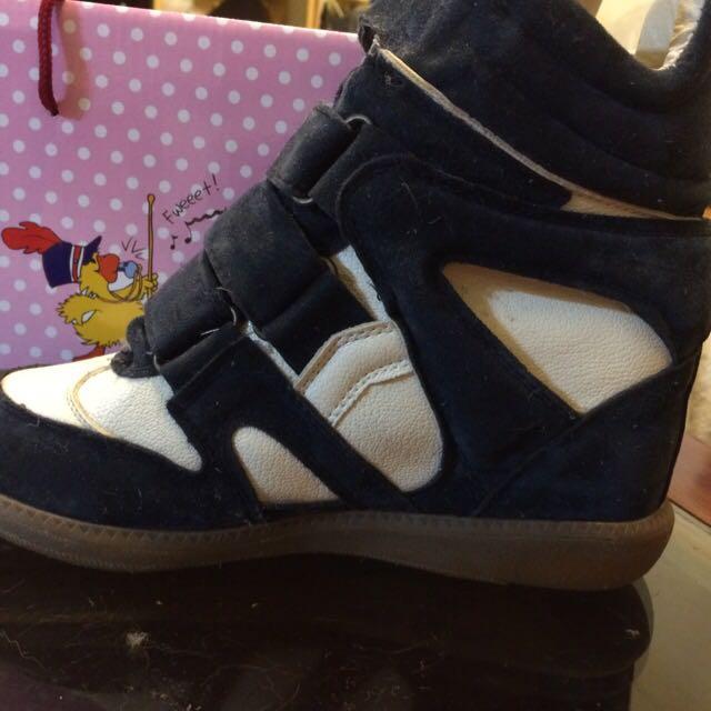 全新 韓系高鞋