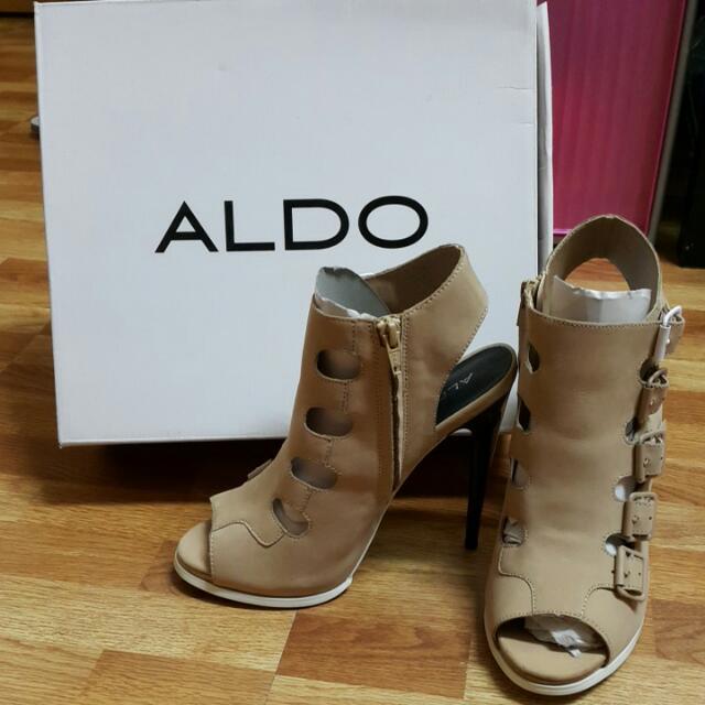 (降降降!)ALDO跟鞋