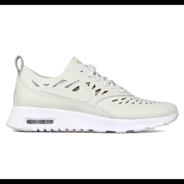 dad4fd3c6d Auth Nike Air Max Thea Joli in Light Bone (Grey) US6, Women's ...