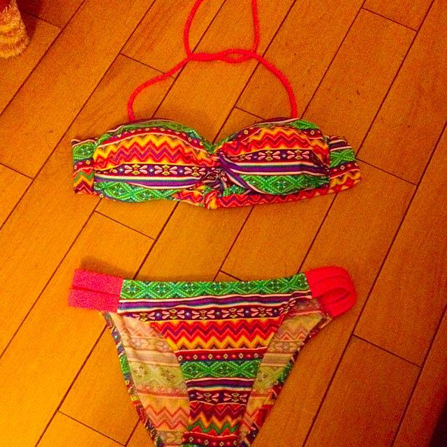 民族風bikini
