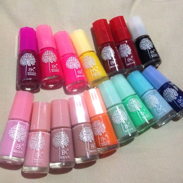 Bk L Off Nail Polish Beauty Products On Carou