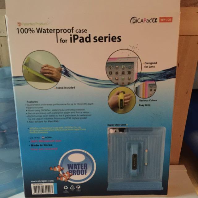 防水保護殼Ipad系列都適用
