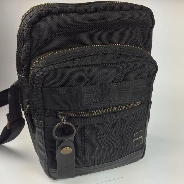 Porter 小側背包 沒在用200含運賣出