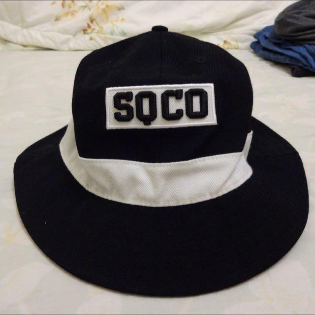 SQUAD黑白漁夫帽