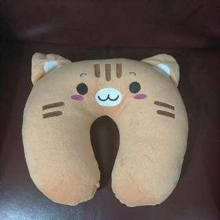 動物U型頸枕