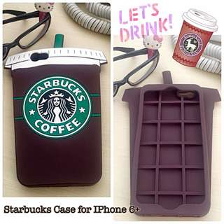 Starbucks Case For IPhone 6+