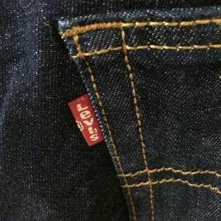511 Levi's 直筒牛仔褲 余文樂代言