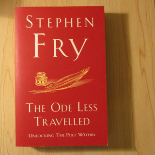 An Ode Less Travelled - Stephen Fry