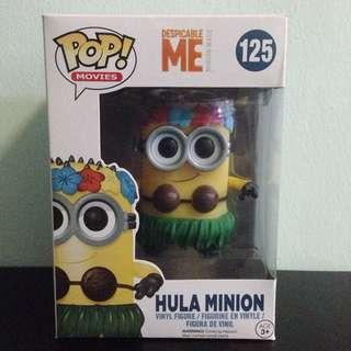 Funko Pop Hula Minion