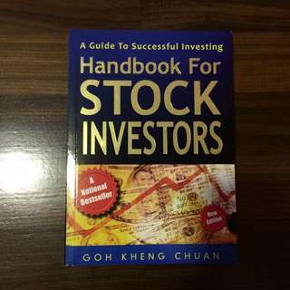 Stock Investing Books : A Handbook For Stock Investing
