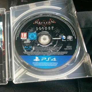 SteelCase Batman Arkham Knight PS4 (R2)