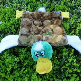 寵物發聲玩具 16宮格玩具毯