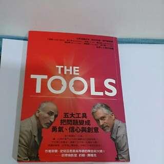 The. Tools-五大工具把問題變成勇氣、信心與創意