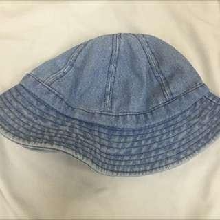 Kouzou單寧素色漁夫帽