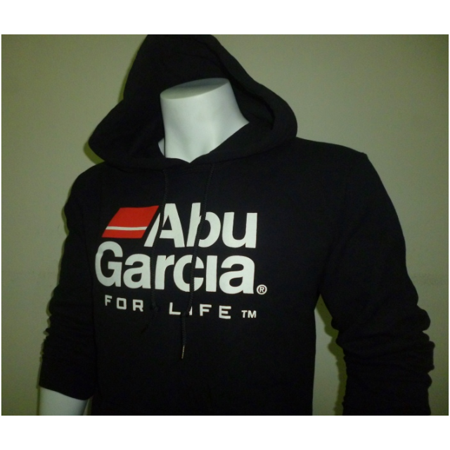 Fresh Abu Garcia Hoodie Long Sleeve Hooded Fishing Shirt, Men's Fashion  RA25
