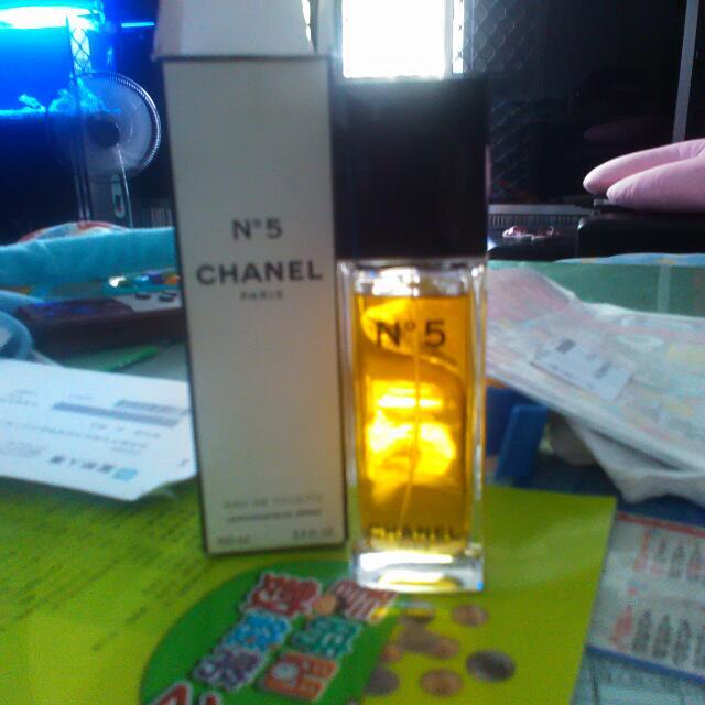 Chanel…N5