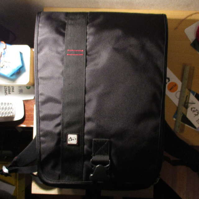 dA Pro Digital Artist's Backpack - deviantART original.
