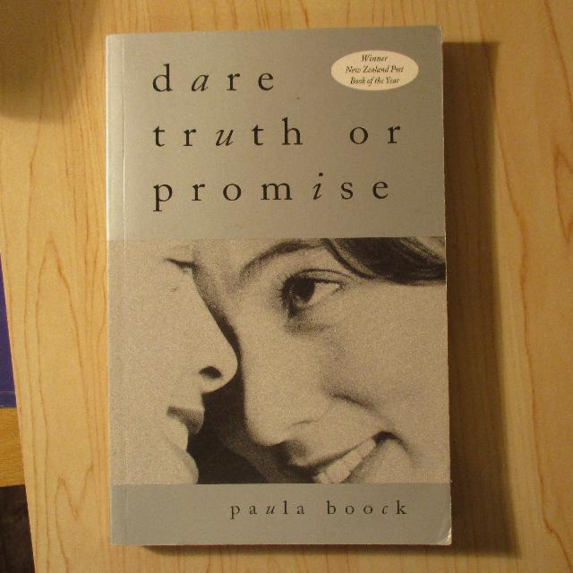 Dare, Truth or Promise - Paula Boock