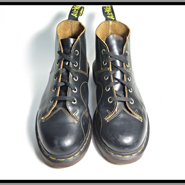 18183ccc232 AUTHENTIC Dr Martens Original Monkey Boots (Church)