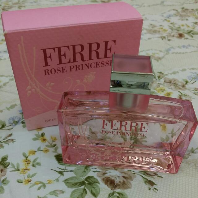 Ferre 粉紅香水 50ml