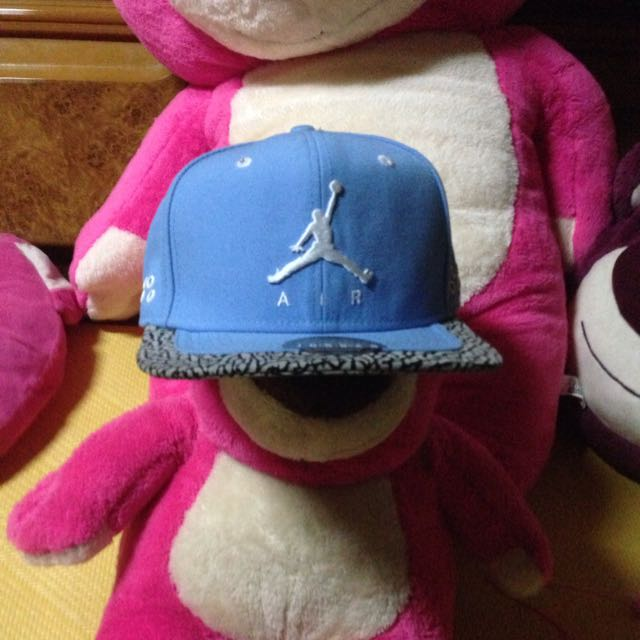 正品Jordan帽子 可調式
