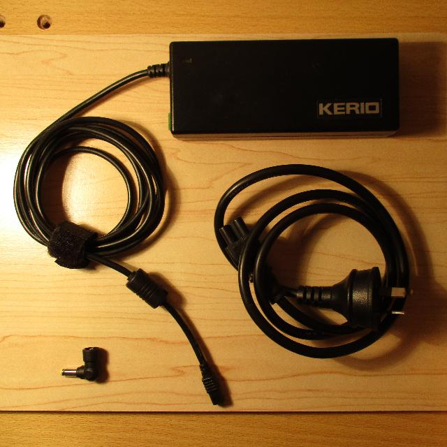 Kerio 90W Laptop Power Adaptor