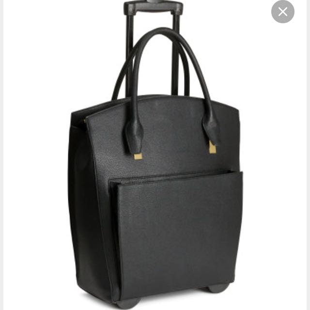 LF: H&M Weekend Bag on wheels