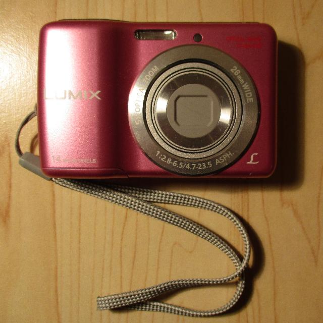 Panasonic Lumix Camera 14 Megapixels