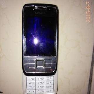 Nokia E66(滑蓋手機)