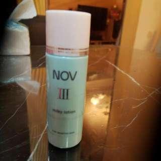 Nov日本知名品牌潤膚乳液