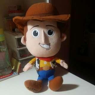 迪士尼 玩具總動員 胡迪