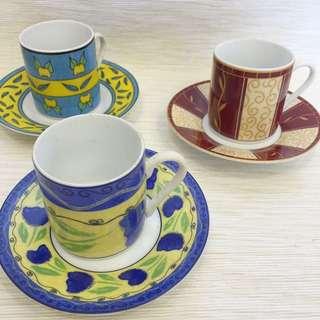 下午茶杯、美式咖啡杯