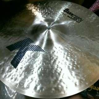 "MINT 18"" K Zildjian Thin Crash"