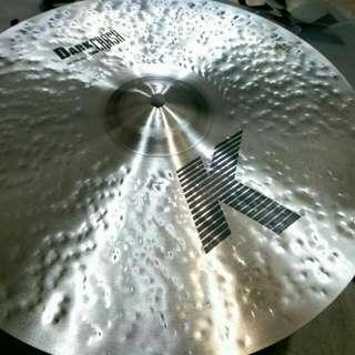 "MINT 16"" K Zildjian Thin Crash"