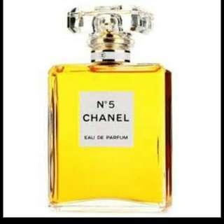 👉現貨👈 Chanel 香奈兒5號經典女士香水100ML